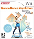 Dance Dance Revolution: Hottest Party 2 Bundle - With Mat (Wii)