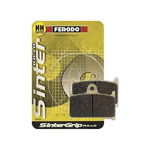 Ferodo - Plaquettes de frein Sinter Grip (ARRIERE) CAGIVA CANYON 900 IE 1996-1996
