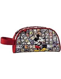 Disney Neceser Mickey Film, Rojo
