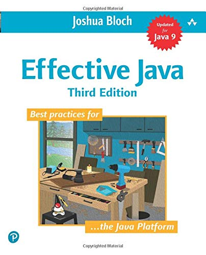 Effective Java por Joshua Bloch