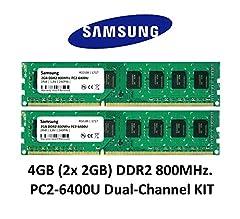 Samsung 4GB Dual-Channel