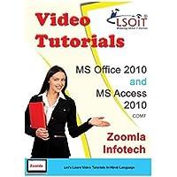 LSOIT MS Office + MS Access Video Tutorials (DVD)
