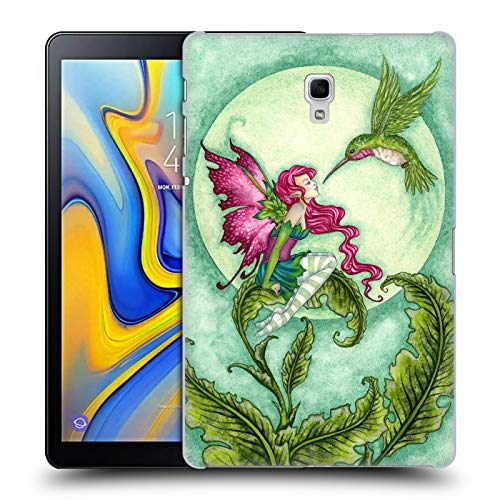 Head Case Designs Ufficiale Amy Brown Flirtare Leggende Cover Retro Rigida per Samsung Galaxy Tab A 10.5 (2018)