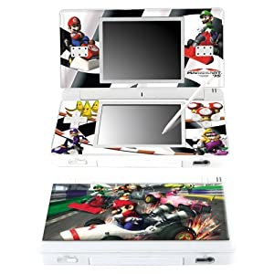 Nintendo DS – Nintendo Licensed Mario Kart Graphic Skin [UK Import]