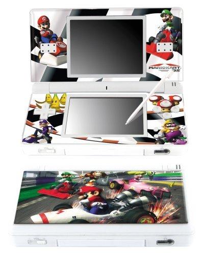 Nintendo DS - Nintendo Licensed Mario Kart Graphic Skin [UK Import]