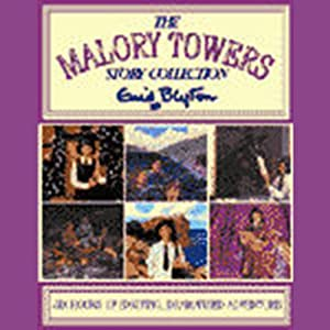 Image result for malory towers audio books