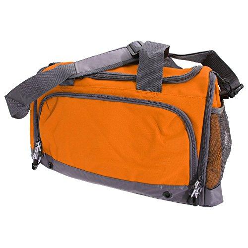 BagBase - Borsone Sportivo 30 Litri Arancio