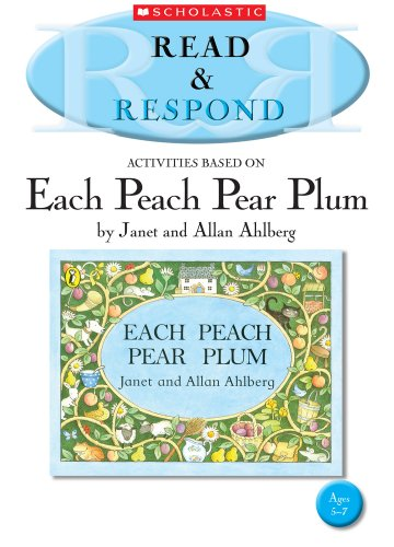 Each Peach Pear Plum (Read & Respond)