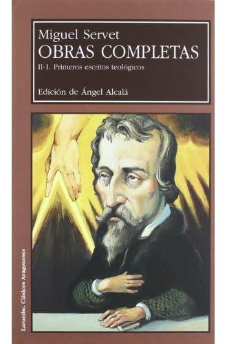 Obras Completas De Miguel Servet