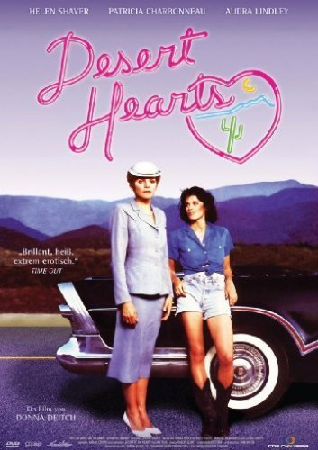 Desert Hearts (1985) [ NON-USA FORMAT, PAL, Reg.0 Import - Germany ] by Helen Shaver