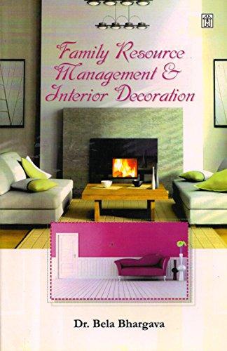 Family Resource Management & Interior Decoration