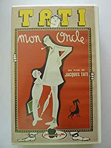 Mon Oncle [VHS]