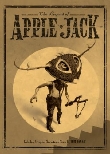 legend-of-apple-jack-import-anglais