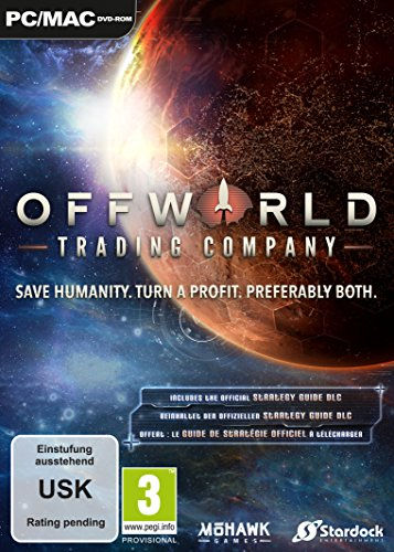 Offworld Trading Company (PC DVD) Best Price and Cheapest