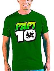 Camiseta Papi 10 - Día del padre (Talla XS)