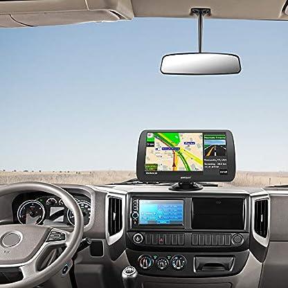 AWESAFE-Navigationsgert-fr-LKW-mit-9-Zoll-Touchscreen-GPS-Navi-unterttzt-lebenslang-Kartenupdate