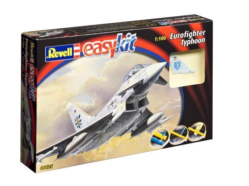 revell-06625-eurofighter-kit-di-modello-in-plastica-easykit-scala-1100