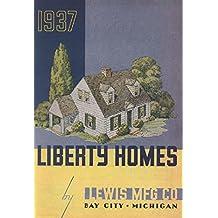 Liberty Homes (1937) (English Edition)
