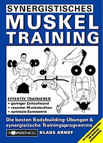 Synergistisches Muskeltraining: Die besten Bodybuilding – Übungen & synergistische Trainingsprogramme
