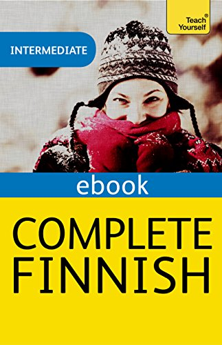 Complete Finnish (Learn Finnish with Teach Yourself): EBook: New edition (English Edition)
