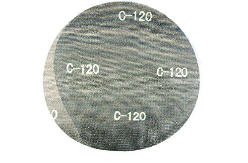 Polierscheibe aus Netz in Siliciumcarbid für Parkett (24Varianten, ab 3.96Euro/CAD)–Körnung 120, Ø 406mm (10Stück, 3.96Euro/CAD)