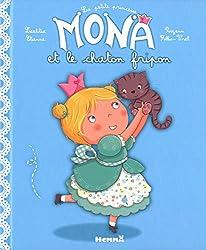 MONA ET LE CHATON FRIPON PTE