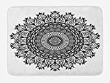 Super soft, plush bath rug for bathrooms, toilets areas, showers, bathtubs, vacation homes, dorm rooms, and more. Beautiful design to bring style, elegance and luxury to your bathroom or any other space. Although technically considered a bath...