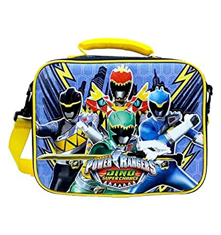 Power Rangers Lunch Bag #PR30187 by E-ONE