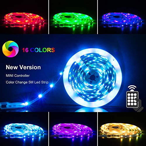 LED Strip RGB 5m...