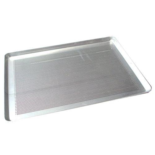 Winware 45,7x 66cm Aluminium Blatt Pfanne Bain Marie Container