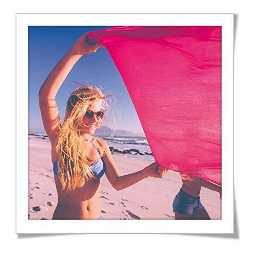 Strandtuch in pink, Gratis beim Kauf ausgewählter Produkte von Axe, Dove, Dove Men+Care, Rexona und Duschdas im Wert von 8 EUR, 1 Stück