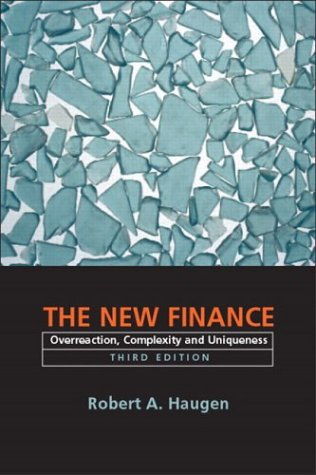 The New Finance: Overreaction, Complexity and Uniqueness: United States Edition