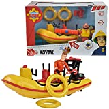 Simba Toys 9251660 Fireman Sam Boat Play Set