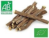 Batons de réglisse Bio par 10 - 100 grammes