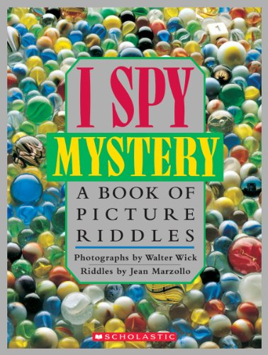 I Spy Mystery: A Book of Picture Riddles por Jean Marzollo