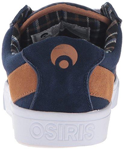 Osiris Lumin Synthétique Chaussure de Basket Black/Perf