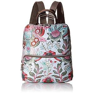 Oilily Damen Picnic Backpack Mvz Rucksack, 8x32x27 cm