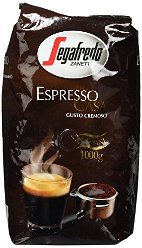 Segafredo Kaffee Casa Bohnen, 1er Pack (1 x 1 kg)