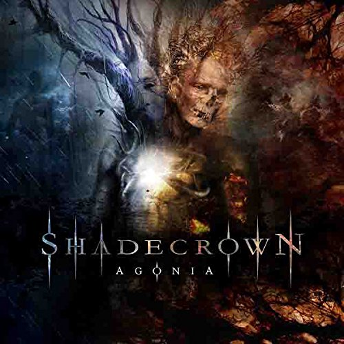 Shadecrown: Agonia (Audio CD)