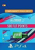 FIFA 19 Ultimate Team - 500 FIFA Points | Código de descarga PS4 - Cu