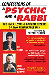 Confessions of a Psychic and a Rabbi