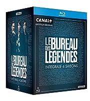 Le Bureau des légendes - Saisons 1 à 4 [Blu-ray]