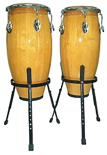 Performance Percussion PP10R Congas mit Ständer rot