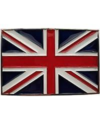 YONE British Flag United Kingdom UK Belt Buckle Boucle de ceinture f534c614a43