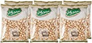 Purna Pista Salted - 400 gm(big)(Pack of 6)