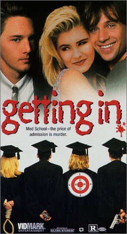 Getting in [VHS] [Import USA]