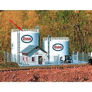Piko 62038 Construcción Parte y Accesorio de juguet ferroviario - Partes y Accesorios de Juguetes ferroviarios (Construcción,, 14 año(s), Gris, Blanco, 315 mm, 370 mm)