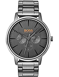 Hugo Boss Orange Unisex-Armbanduhr 1550068