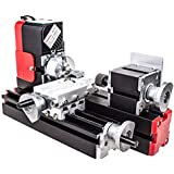 Update Miniature Metal Multifunction Machine Lathe machine 20000rev/min DIY