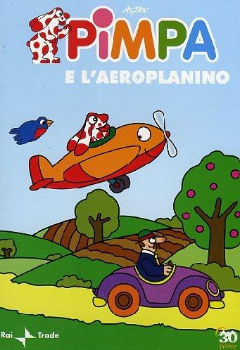 Pimpa E L'Aeroplanino [Italia] [DVD]